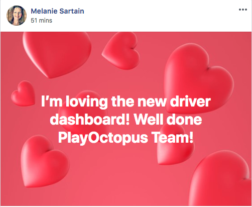 Play Octopus Rideshare Entertainment Review - New Driver