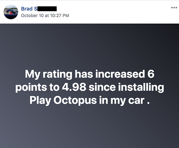 Play Octopus Ratings Review - Brad