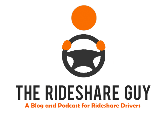 The Rideshare Guy logo