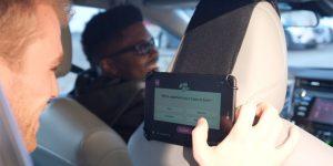 Image for Business Insider – The next major advertising platform could be inside your Uber ride post