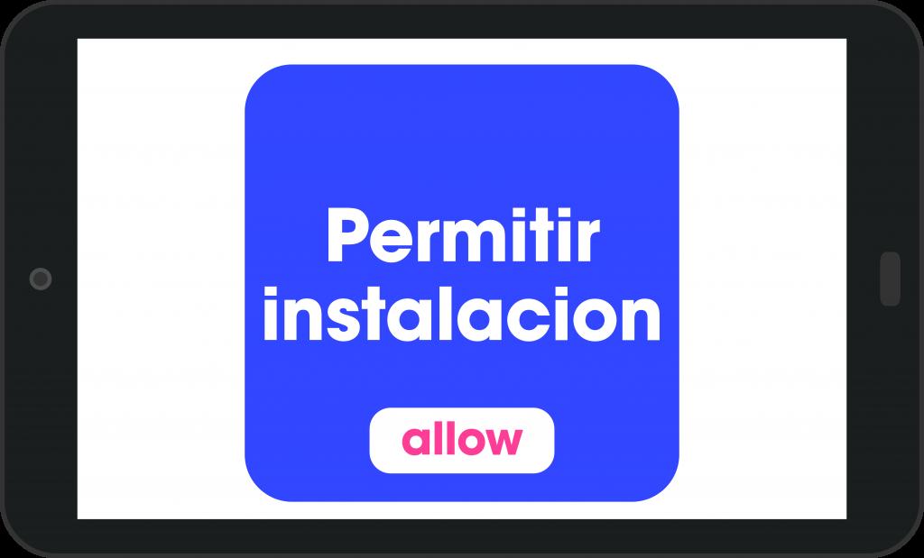 Permitier instalacion