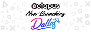 Image for Play Octopus Launching Dallas post