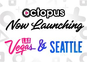 Image for Play Octopus is Launching Seattle and Las Vegas post