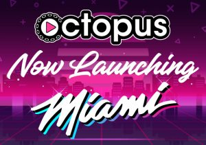 Image for Play Octopus is Launching Miami post