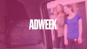 Image for Adweek – Startup Octopus Raises $10 Million to Bring Backseat Games to Ride-Sharing Services post