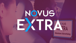 Image for NOVUS Canada Launches Brand Extension – NOVUS EXTRA – with Premium Rideshare Entertainment Platform Octopus Interactive as First Partner post