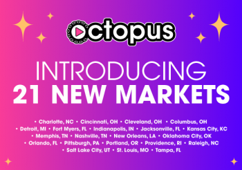 Image for Introducing 21 New Markets! post